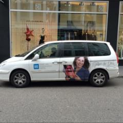 ABC Gruss Karten...on Tour